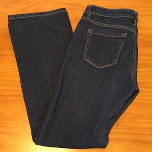 NWOT Ann Taylor Loft boot cut jeans